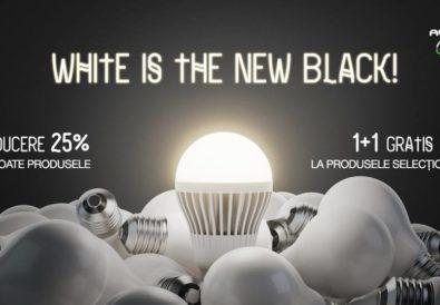 oferte black friday 1+1 gratis becuri cu LED