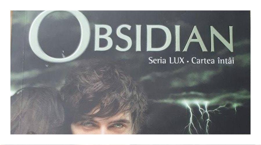 obsidian seria lux rezumat
