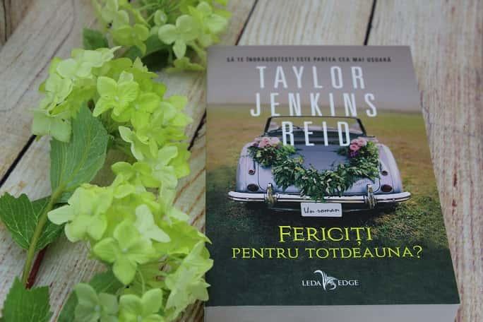Fericiți pentru totdeauna - Taylor Jenkins Reid coperta