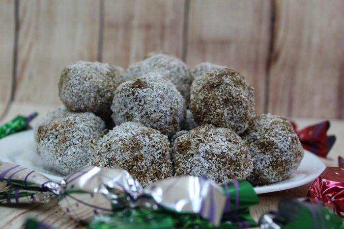 biluțe cu cocos fără zahăr
