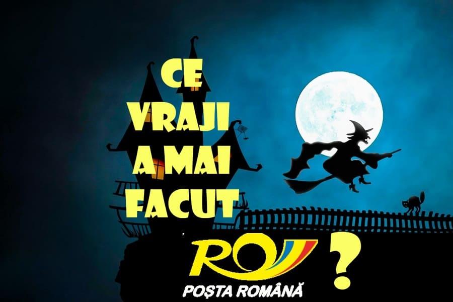 ce vrăji a mai făcut Poșta română