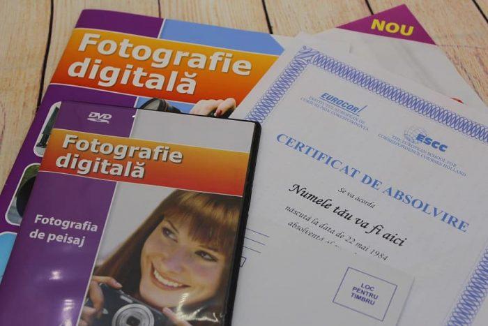 curs de fotografie digitală eurocor