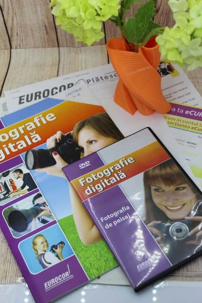 curs fotografie digitală eurocor