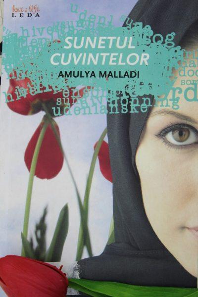Sunetul cuvintelor, de Amulya Malladi