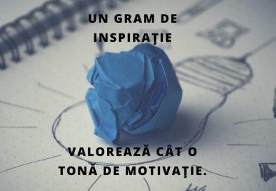 citat despre inspirație