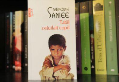 tatăl celuilalt copil carte Parinoush Saniee
