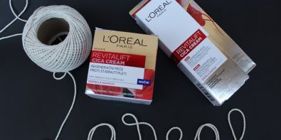 creme L'Oréal Paris Revitalift Cica Cream