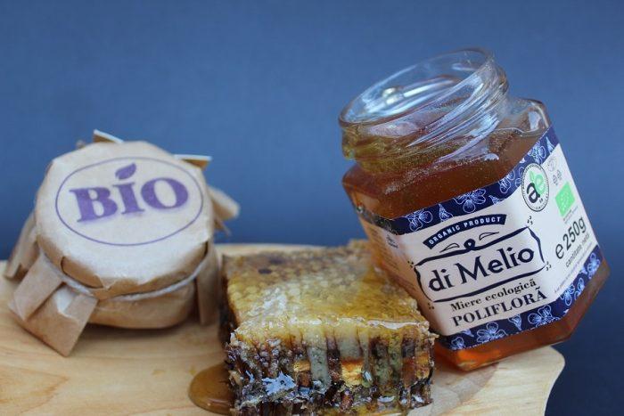 miere ecologică polifloră Apidava