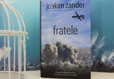 Fratele, de Joakim Zander