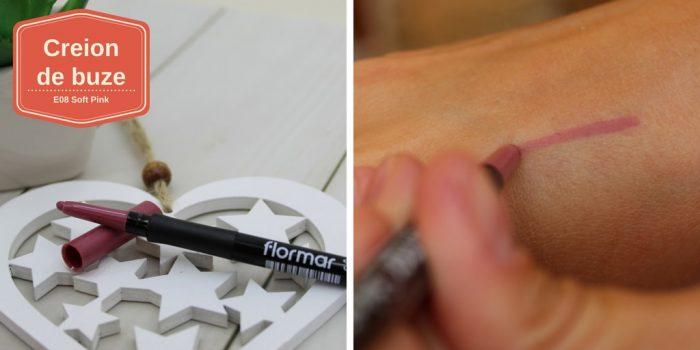 Style Matic LiplinerFlormar creion contur buze