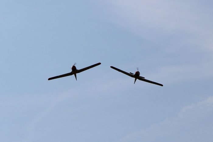 avioane zlin 142