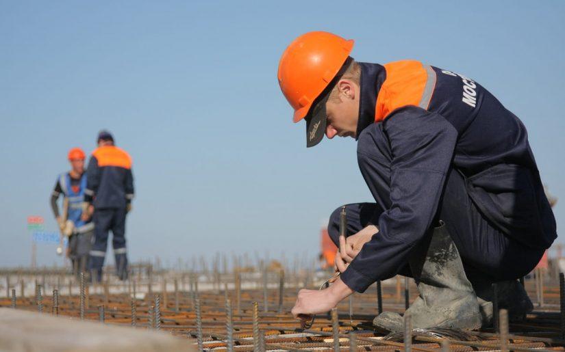 echipamentul de lucru de protecție construcții