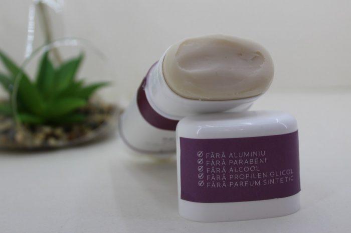 Deodorant natural TrioVerde senzitiv cu ulei de cocos si unt de shea