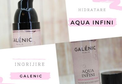 aqua infini galenic