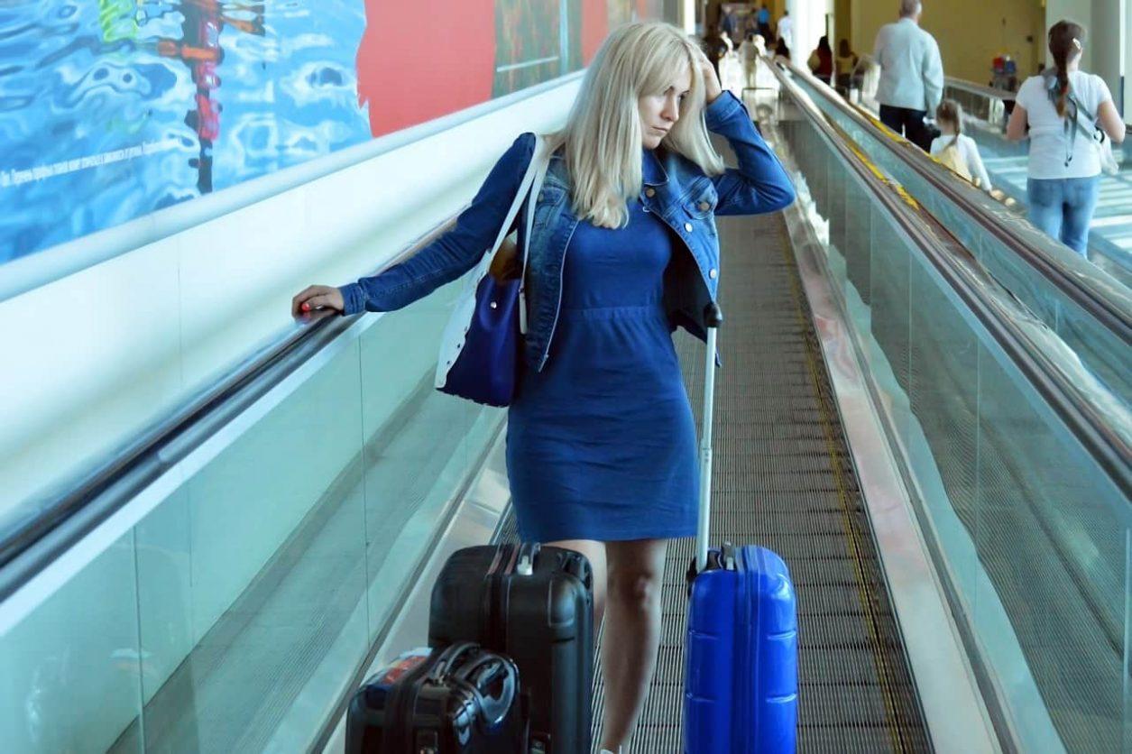 bagaje la aeroport
