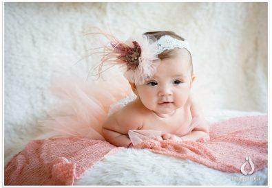 fetiță foto botez