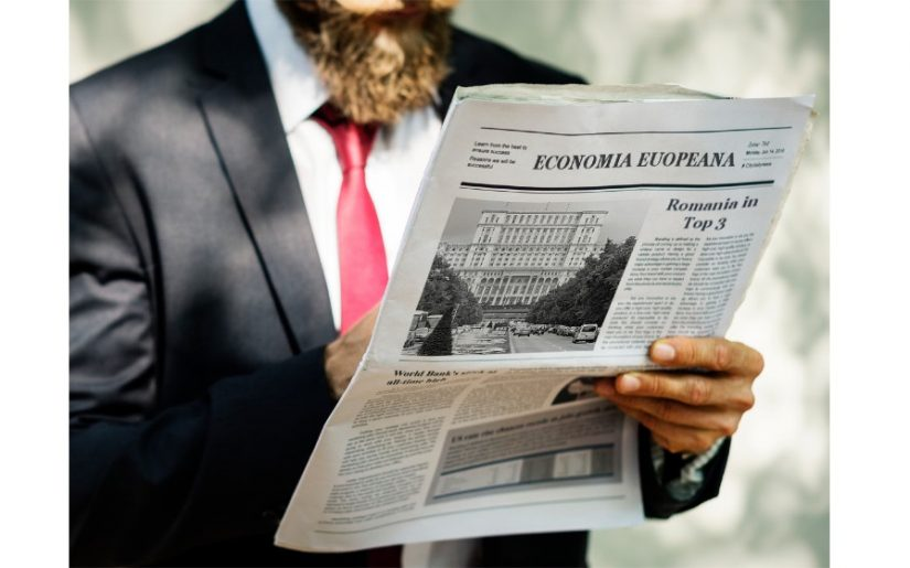 România este în top 3 ziar - imagine trucata
