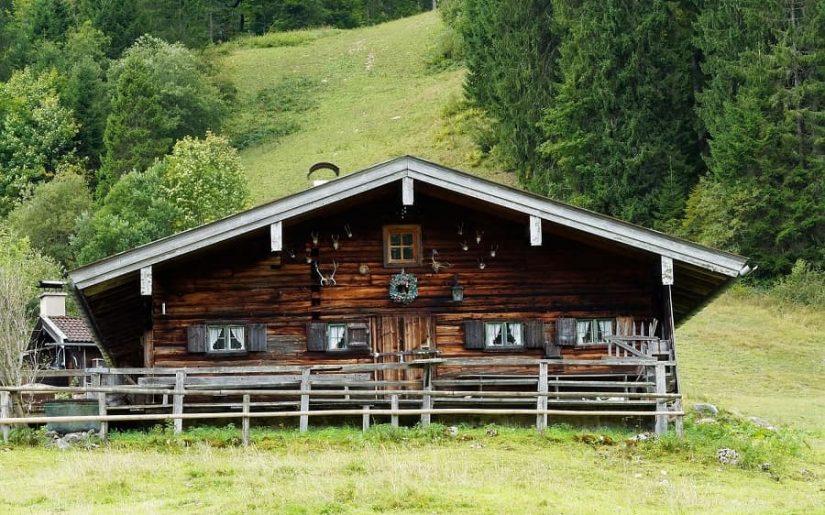 casă la munte