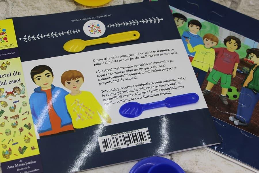 Fără porecle carte pentru copii