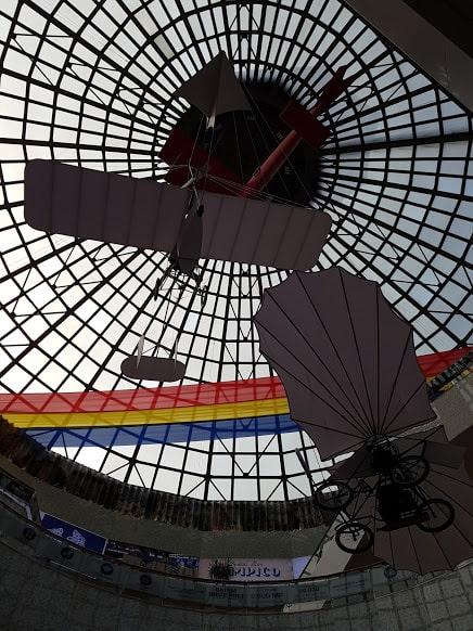 Mari Români și invențiile lor celebre expozitie Bucuresti Mall