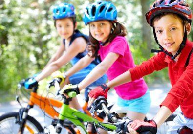 bicicleta - un cadou care va convinge copilul să facă sport mai des