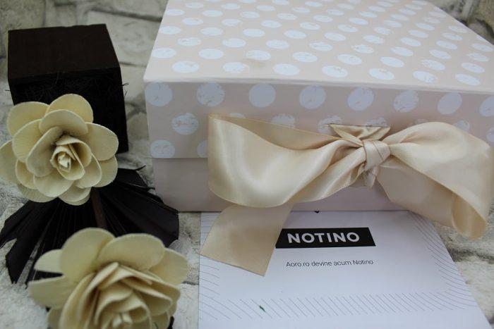 notino ambalare cadou cutie elegantă