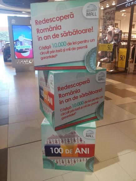redescopera romania in an de sarbatoare - Bucuresști Mall