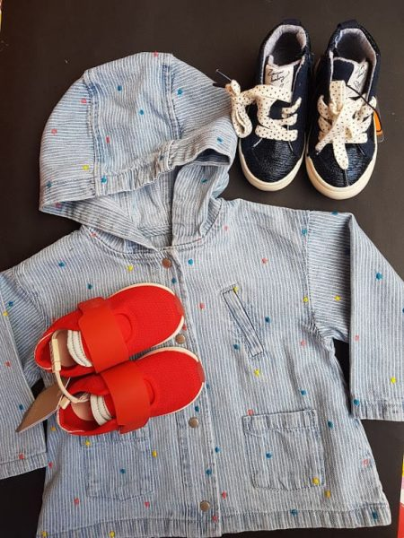 shopping Zara