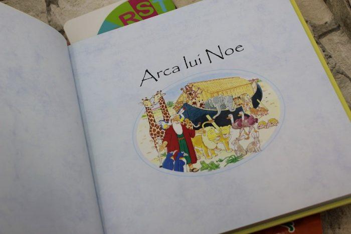Povestiri biblice pentru cei mici Arca lui Noe
