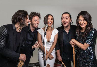 Formație de nuntă trupa de cover Nicoleta Oancea
