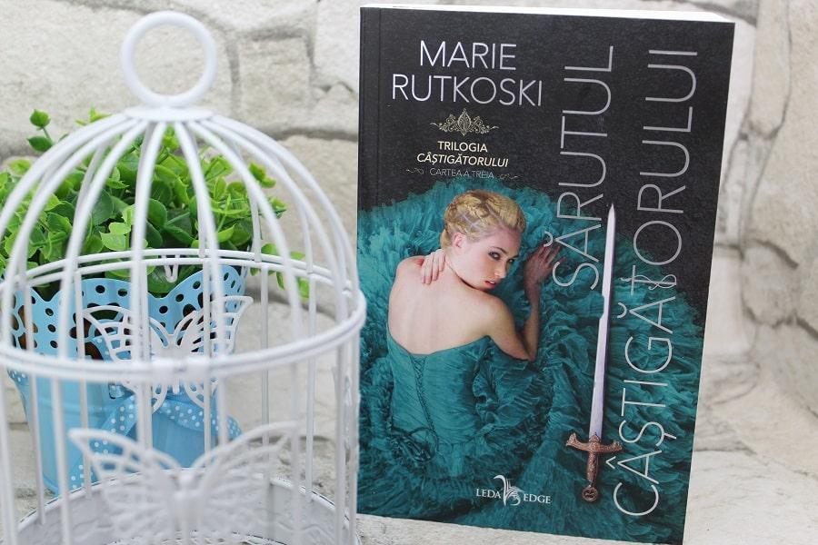 Sărutul câștigătorului (Marie Rutkoski)