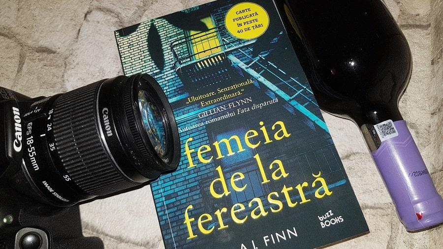 Femeia de la fereastră - A.J. Finn