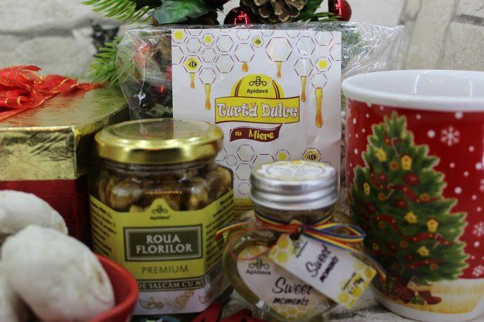 dulciu sanatoase cu miere de la Apidava