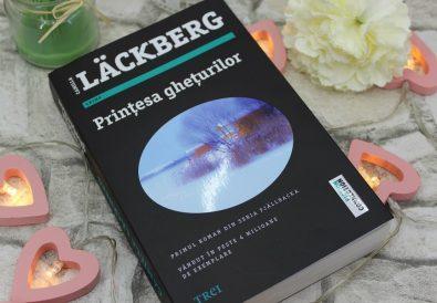 Prințesa ghețurilor Camila Lackberg