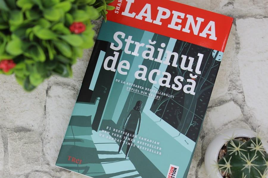 Străinul de acasă Shari Lapena