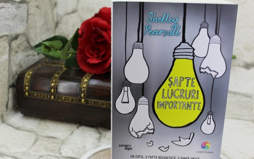 Șapte lucruri importante, Shelley Pearsall