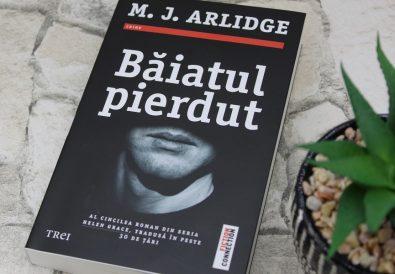 Băiatul pierdut - M. J. Arlidge