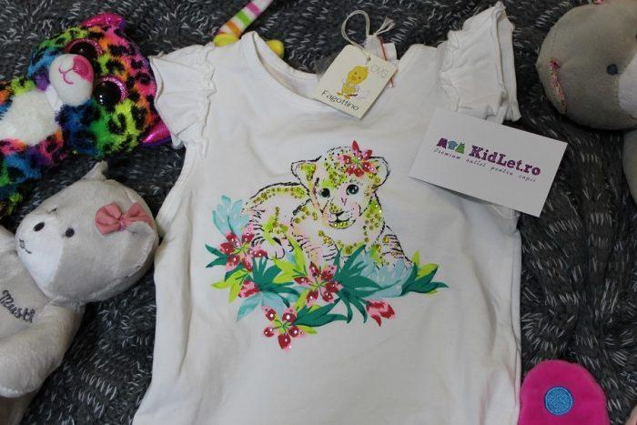 Bluză copii cu mâneca scurta- OVS