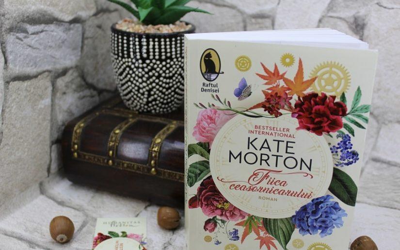 Fiica ceasornicarului, Kate Morton