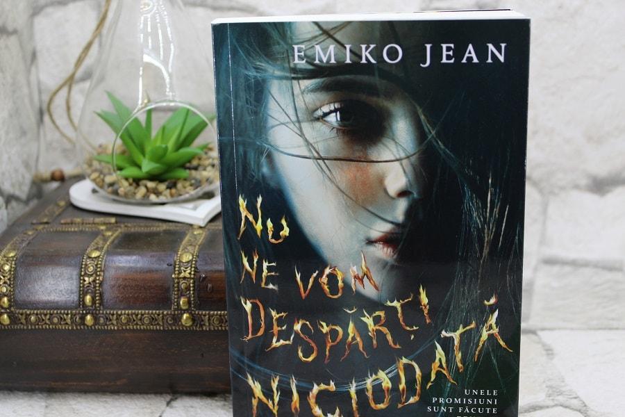 Nu ne vom despărți niciodată - Emiko Jean
