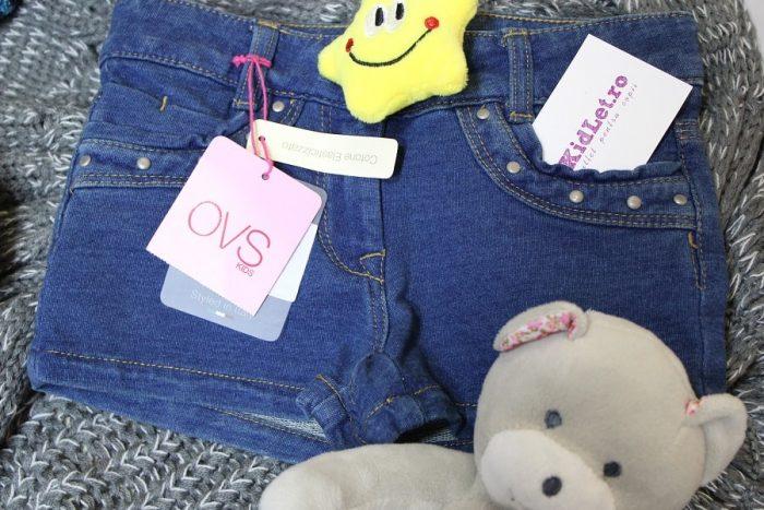 Pantaloni scurţi din material jeans - OVS