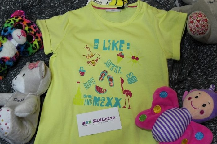Tricou pentru copii - Mexx (2)