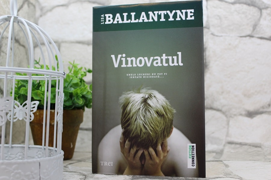 Vinovatul - Lisa Ballantyne