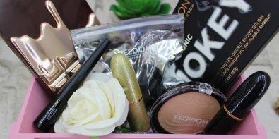 comanda Notino produse makeup Freedom, I Heart Revolution, Revoltio PRO și Makeup Revolution