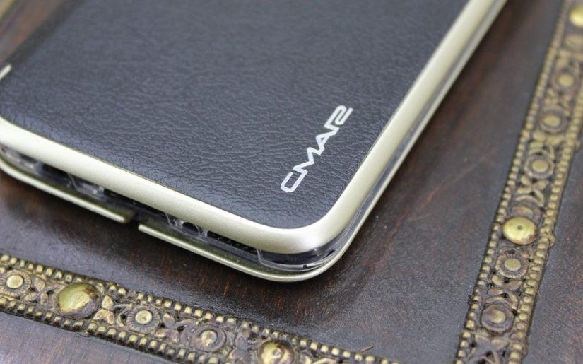husă piele ecologică Samsung Galaxy S8