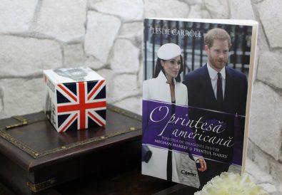 O printesa americana. Povestea de dragoste dintre Meghan Markle si Prințul Harry