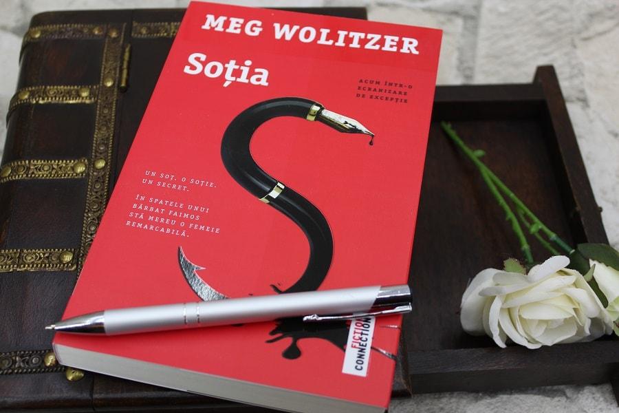 Soția - Meg Wolitzer