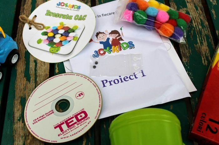 Proiect 1 Joy-Kids