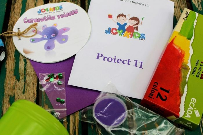 Proiect 11 Joy-Kids