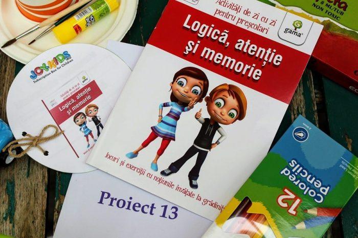 Proiect 13 Joy-Kids